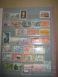 Почтовые марки разные 30 шт., фото №2