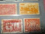 Почтовые марки разные 30 шт., фото №6