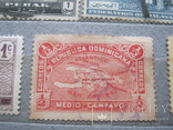 Почтовые марки разные 30 шт., фото №13