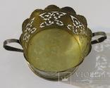 Серебряная конфетница , Махачкала, 1961год., фото №4