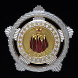 Орден Братства и Единства ІІ степени, Югославия Винт