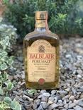 Whisky Balblair 1970/80s