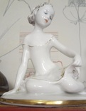 Статуэтка «Машенька» (Юная балерина), ЛФЗ.