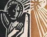 Людмила Лобода. З Різдвом 1990. Лінорит. 8,8х12,2; лист 10,6х15,2 photo 2