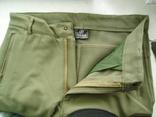 Тактические штаны soft shell от ESDY цвет оливка