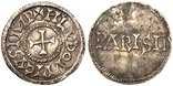 Carolingians Empire, Louis 'le Pieux' (the Pious) 814-840, Denier photo 1