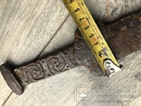 Скифский орнаментированный акинак 50 см photo 7