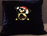 Подушка декоративна, подарочна.