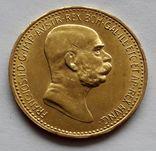 10 крон Австрия 1909 г. photo 1