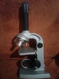 Микроскоп  юннат - 2П -1, фото №6