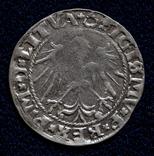 Ґрош литовський 1536р.М photo 2