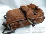 Швейцарский армейский меховой ранец 1938 г. photo 1