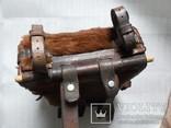 Швейцарский армейский меховой ранец 1938 г. photo 6