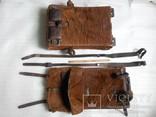 Швейцарский армейский меховой ранец 1938 г. photo 11