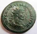 Биллоновый антониниан, Numerian (283-284 гг. н.э.), мондвор- Cyzicus.