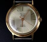 Часы Poljot de luxe Au 20, automatic photo 1
