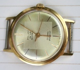 Часы Poljot de luxe Au 20, automatic photo 2