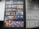 Лот почтовых марок СССР - космос, чистые, MNH. photo 1