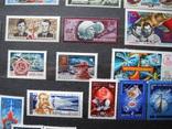 Лот почтовых марок СССР - космос, чистые, MNH. photo 3