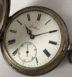 Часы карманные T.Moser Серебро photo 1