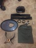 Аксесуари до Гаррет(підлокотнік,чихол,зажими,сумка. і тд)