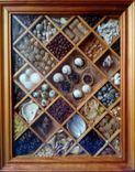 Панно настенное декоративное харвест-бокс (harvest box), 50 смХ40 см., фото №2
