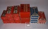 Монтажные патроны СССР К-4, Д-4, Д-3 1234 шт + бонус 110 шт Д-4