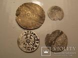 4 средневековых монеты, фото №3
