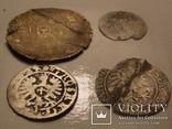 4 средневековых монеты, фото №9