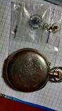 Часы карманные Longines на восстановление, фото №3