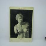 Открытка Венера Милосская. Обнаженная девушка, фото №2