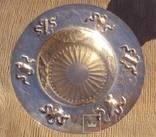 Ритуальный кубок с крышкой, серебро. Тибет, 19 век., фото №13