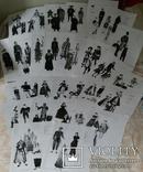 История костюма 30л ксерокопия книги photo 1