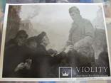 """Ятченко Ю. Н., НХУ. Два этюда и два фото к """" Солдаты мира"""", фото №7"""