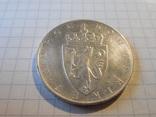 10 крон 1964г Норвегия, фото №5
