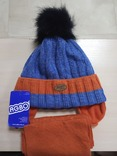Набір шапка+шарф