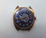 Часы антарктическая экспедиция, 24 часа Au