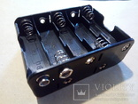 Холдэр  для 10 аккумуляторов АА