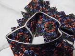 Жіноча полотняна сорочка Ст.Кути в чудовому стані, фото №7