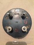 Авиационный прибор 2ТЦТ-47,клейма, фото №4
