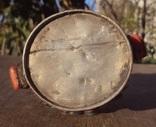 Серебряная бутылка с кораллом и лазуритом., фото №12