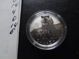 20 долларов 2013  Канада серебро 999    (О.14.6)~, фото №2