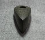 Каменный сверленый топор культуры круга Шнуровой Керамики. photo 5