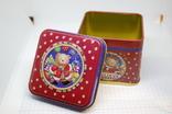 Шкатулочка или подарочная коробочка Новый год. Новая, фото №4