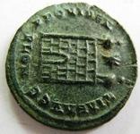 Фоллис, Constantine I (306-310 гг. н.э.), AE 19, фото №4