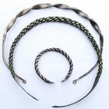 Серебрянные украшения КР photo 1