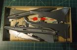 Сборная модель самолёта SAAB-J35. ГДР для СССР. photo 3