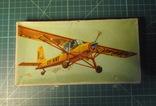 Сборная модель самолёта L-60. ГДР для СССР. М 1:100. photo 1