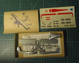 Сборная модель самолёта L-60. ГДР для СССР. М 1:100. photo 5