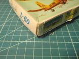 Сборная модель самолёта L-60. ГДР для СССР. М 1:100. photo 8